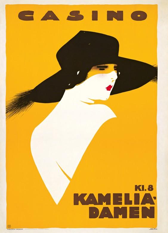 dansk plakat kunst